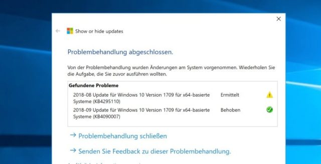 Windows-Updates verhindern