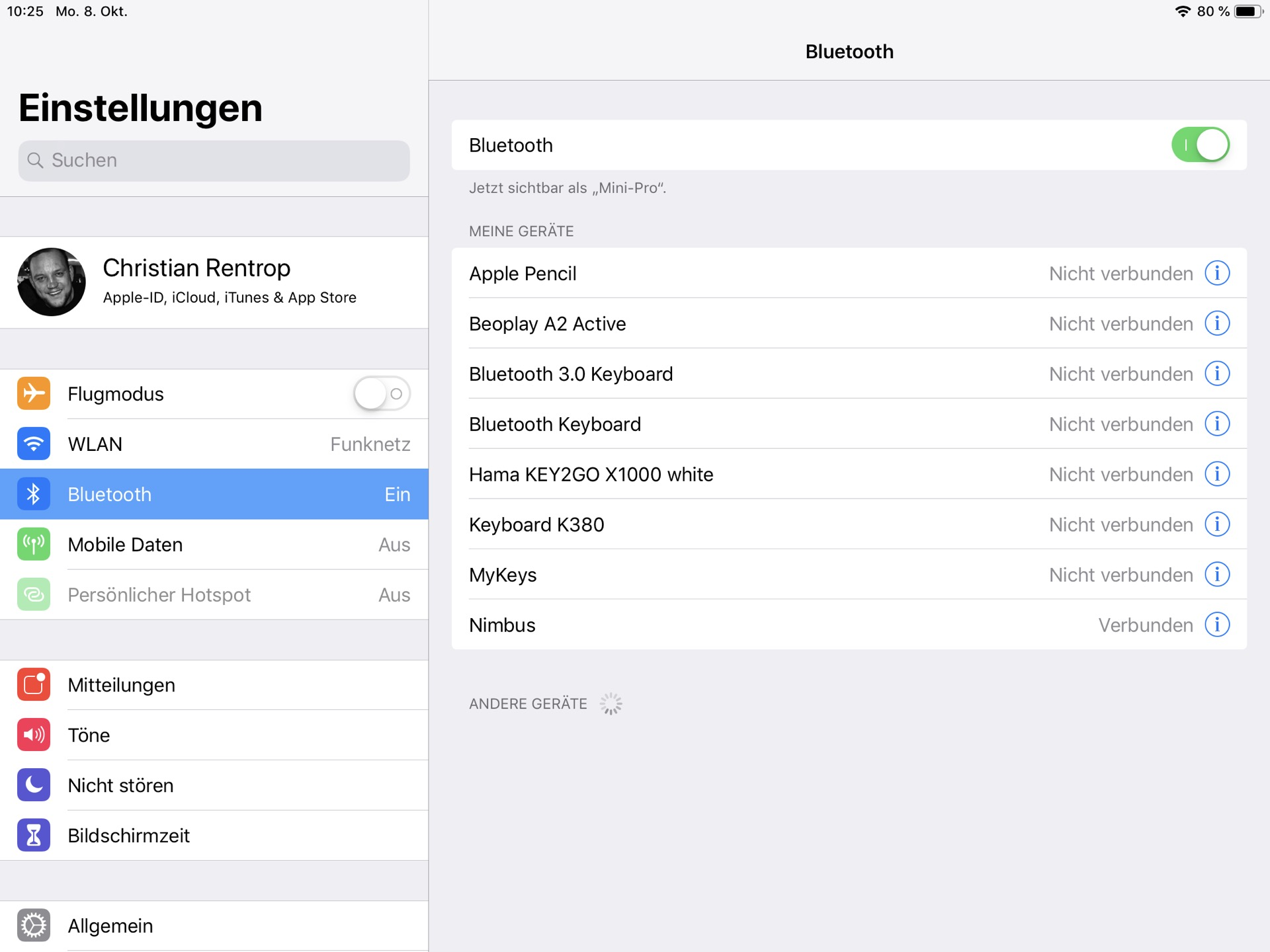 Vorgesehen für iOS: SteelSeries' Nimbus ist ideal für iPhone- und iPad-Gamer.
