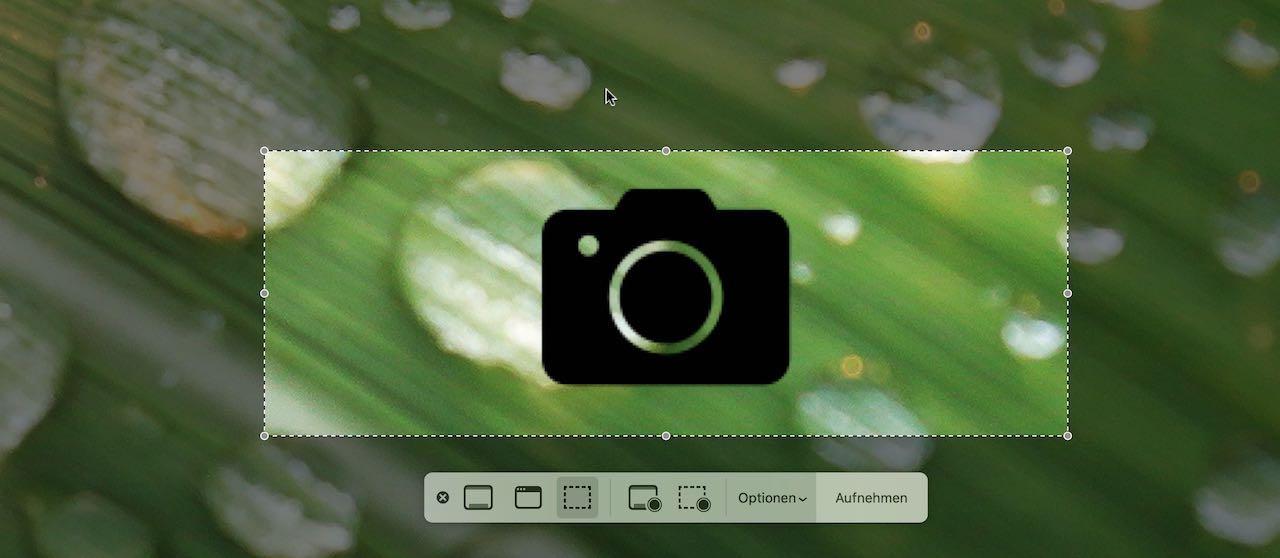 Bildschirmfotos unter MacOS erstellen ist nicht schwer.