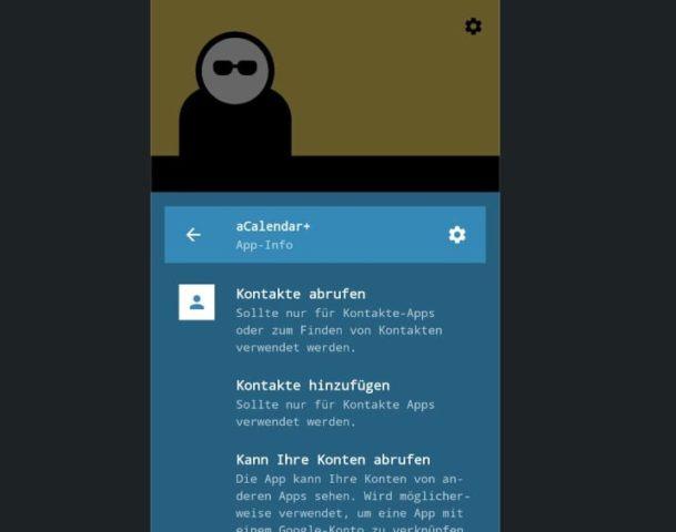 Bouncer App-Berechtigungen verwalten