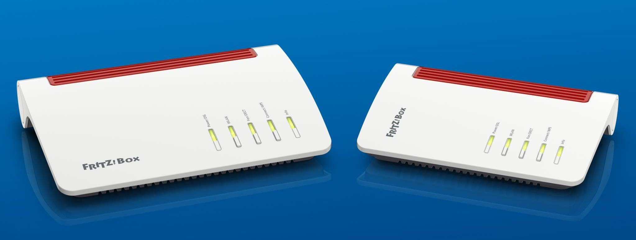 Die Bedienung ist bei allen FritzBox-Routern mehr oder weniger gleich. (Bild: AVM)