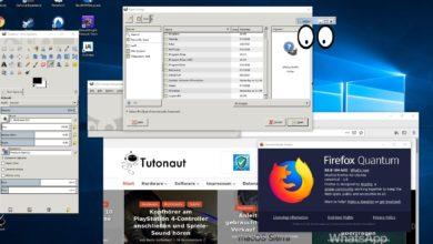 Bild von Anleitung: Grafische Linux-Anwendungen unter Windows 10 starten
