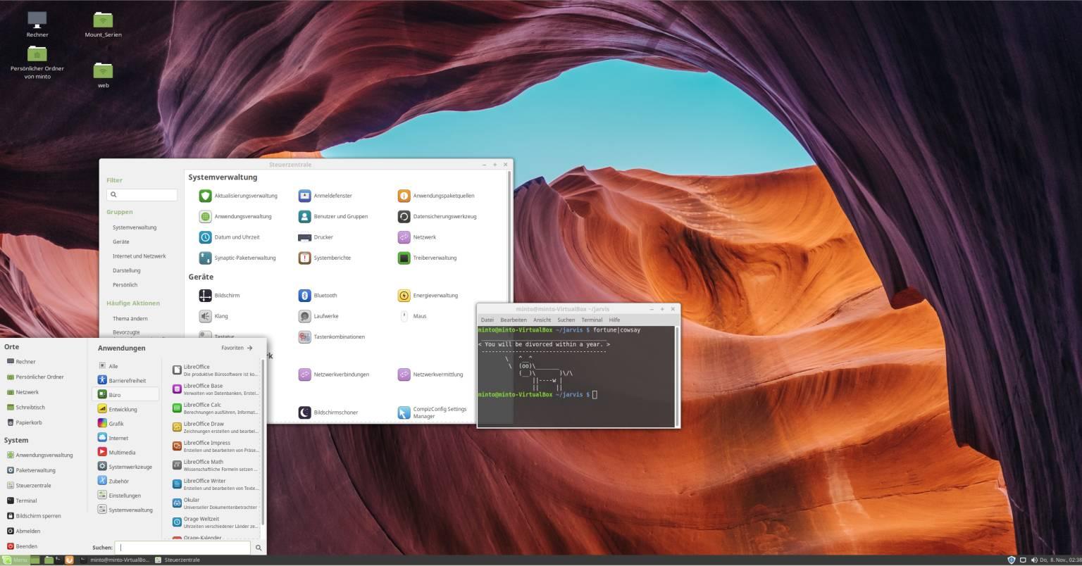 mint linux