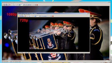 Bild von TutoTools: Fenster auf 720p/1080p skalieren