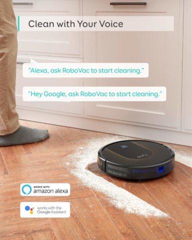Eufy Robovac Alexa