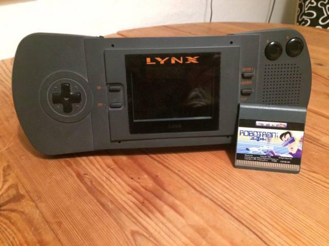 Atari Lynx programmieren