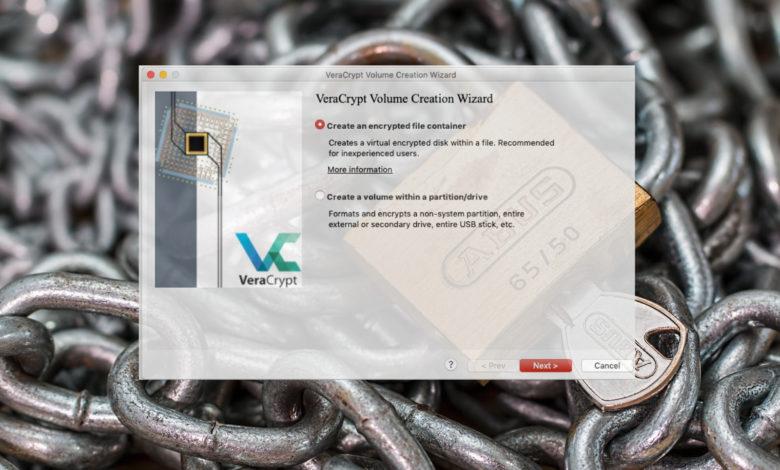 VeraCrypt Anleitung