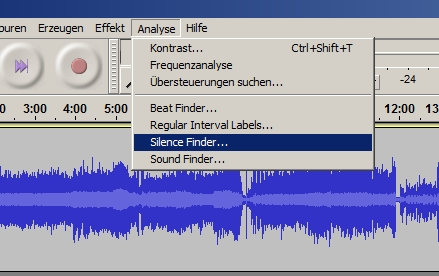 audacity lp digitalisieren