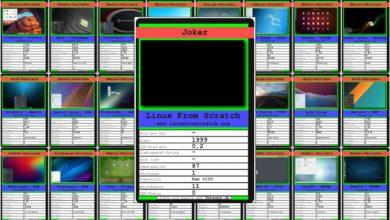 Bild von Linux-Quartett – Distri-Impressionen 30: Linux from Scratch