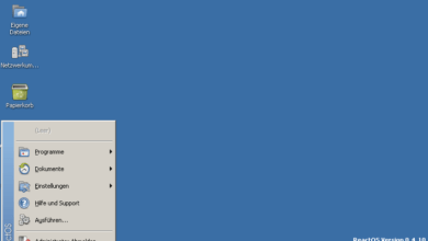 Bild von Linux-Quartett – Distri-Impressionen 28: ReactOS