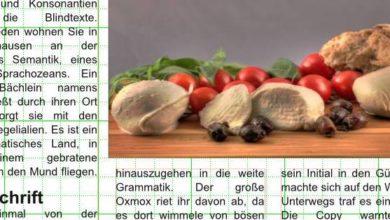 Bild von Scribus: 3-Spalten-Layout mit Fließtext-Bildern erstellen
