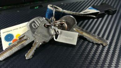 Bild von Für Notfälle: Backup am Schlüsselbund