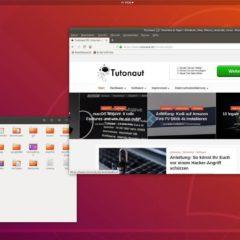 ubuntu standard desktop