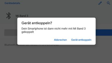 Photo of Android: Bluetooth-Geräte entfernen