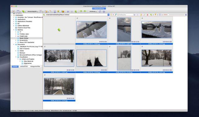 Fotos Bild Dateigröße