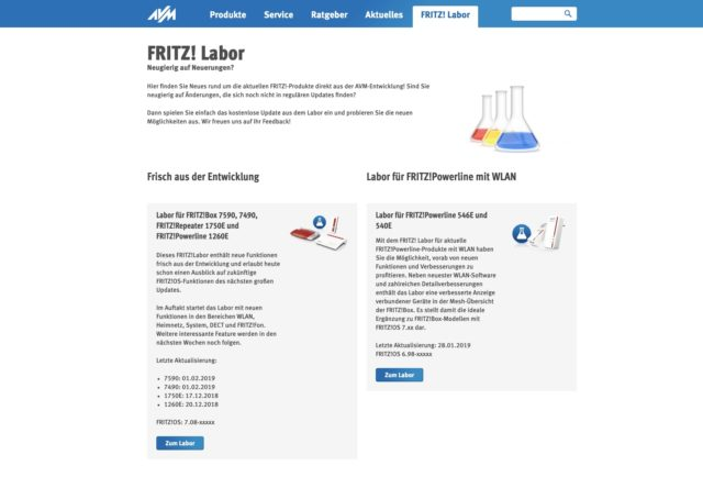 Fritz Labor Download