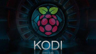 Photo of Anleitung: Kodi 18 (Leia) auf dem Raspberry Pi installieren