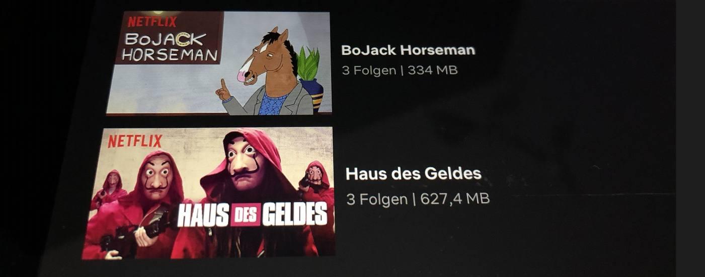 Netflix Smart-Downloads