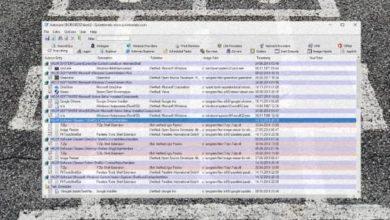 Windows Autoruns Systinternals
