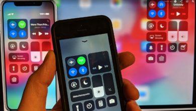 Bild von Anleitung: Kontrollzentrum von iPhone und iPad anpassen