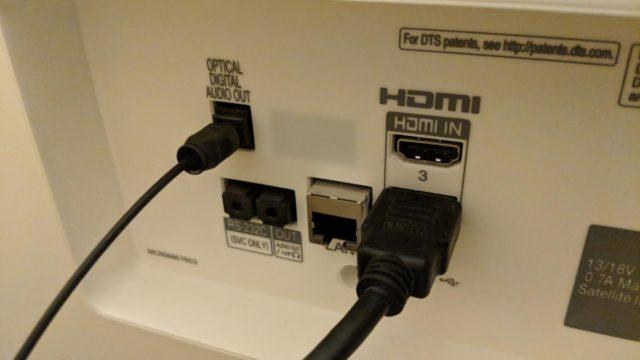 HDMI-Anschluss 4K