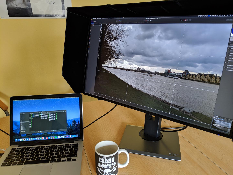 Anleitung Externen Monitor Am Macbook Oder Imac Anschließen Und