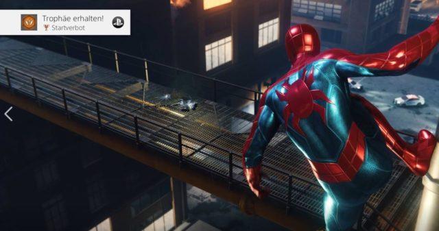 Spider Man PS 4 Pro