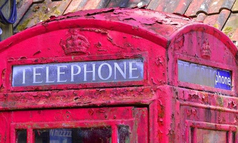 Ringring! (Bild: Weirdredfreak/Pixabay)