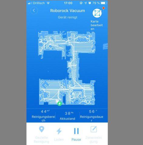 Xiaomi Roborock App