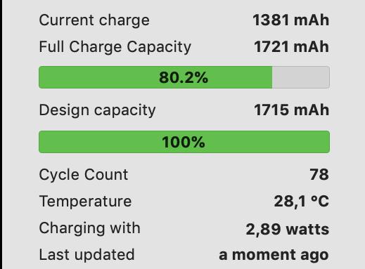 Coconut-Battery hilft Euch am Mac, den Akkuzustand eines iPhones, iPads oder iPods zu ermitteln.