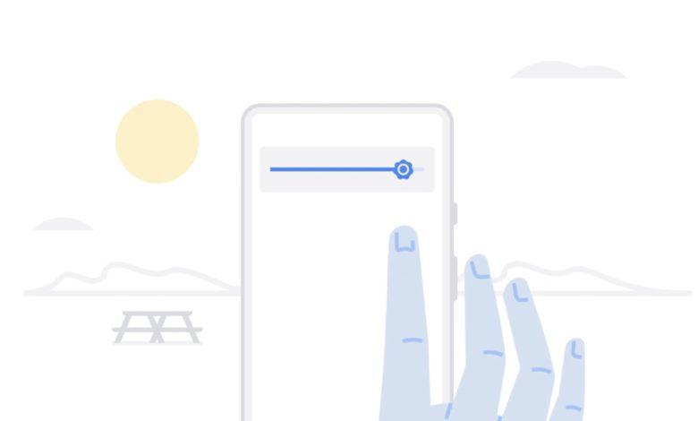 Bild von Android 9: Automatische Helligkeit anpassen oder deaktivieren