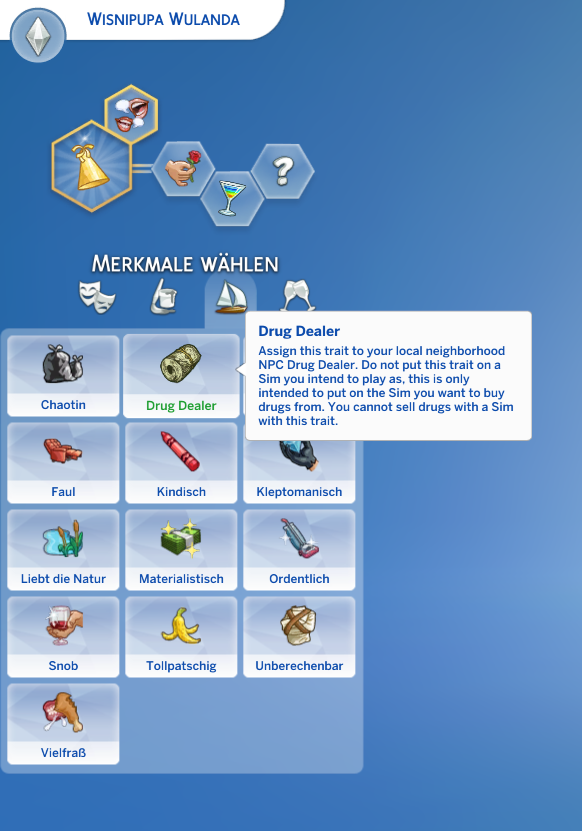 sims basemental drugs