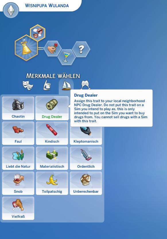 sims basemental drugs