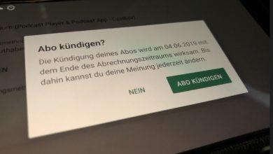 Bild von Anleitung: App-Abos unter Android kündigen