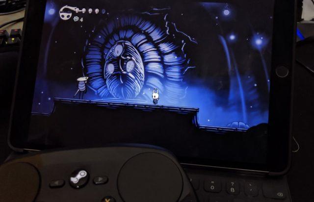 Hollow Knight iPad