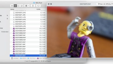 Photo of RAW-JPEG-Paare: Nur JPEG in Apple Fotos importieren