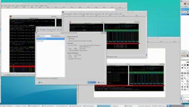 Bild von Batch-Verarbeitung mit Gimp im Terminal – Beispiel: Cropping