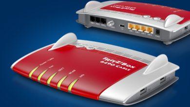 Es gibt offensichtlich mehrere FritzBox-Versionen eines Modells (Bild: AVM)
