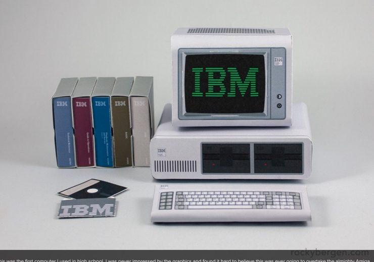 IBM 5150 (Bild: Rocky Bergen)
