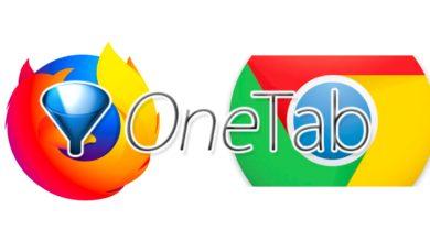 Bild von Chrome und Firefox: Tab-Chaos im Griff mit OneTab