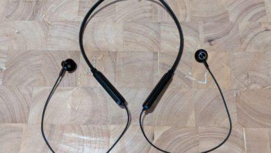 Bild von Rarität: Sport-Bluetooth-Kopfhörer mit klassischen Ohrstöpseln