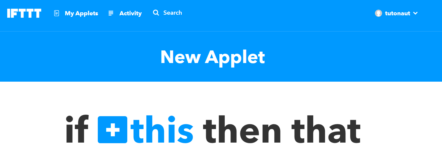 ifttt-screen