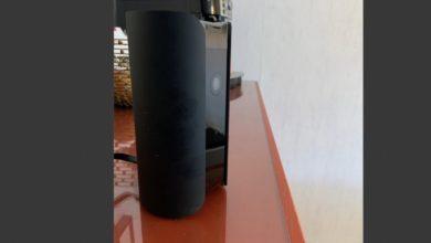 Bild von Heimüberwachungskamera im Test: Canary View