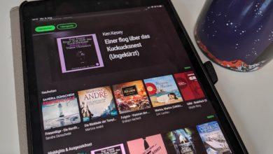Bild von Spotify: Hörbücher einfacher entdecken und abspielen