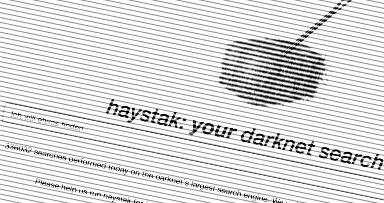 Ja, auch im Darknet gibt es Suchmaschinen.