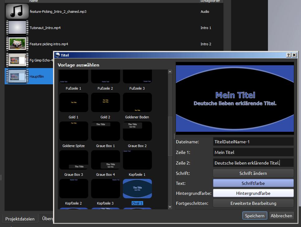 openshot tutorial