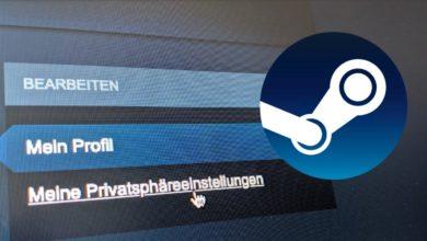 Bild von Steam: So haltet Ihr Eure Gaming-Aktivitäten geheim