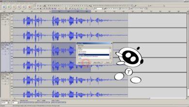 Bild von Feature Picking: Effekt-Ketten mit Audacity (S02E06)