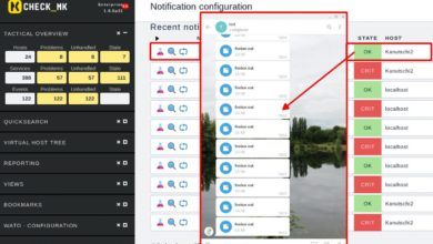 Bild von Checkmk: Notifications per Telegram empfangen