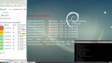 Photo of Checkmk + Conky: Check-Status als Desktop-Widget